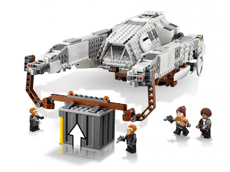 LEGO Star Wars 75219 Imperial AT Hauler 5