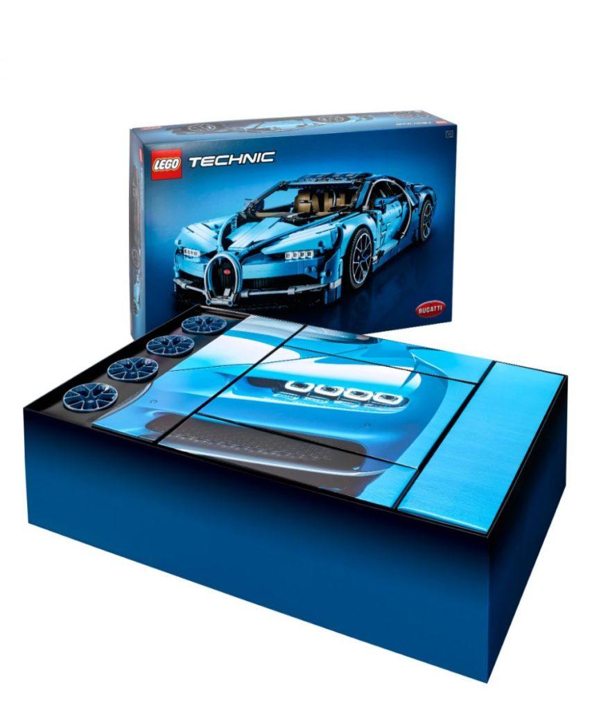 LEGO Technic 42083 Bugatti Chiron Box 1