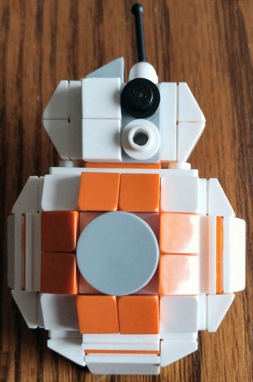 LLFR LEGO BB8 Exclusive Magnet 1