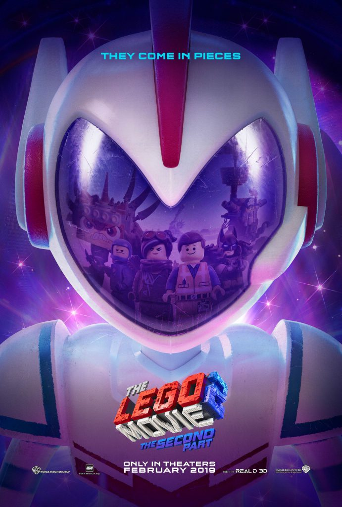 The LEGO Movie 2 The Second Part 691x1024