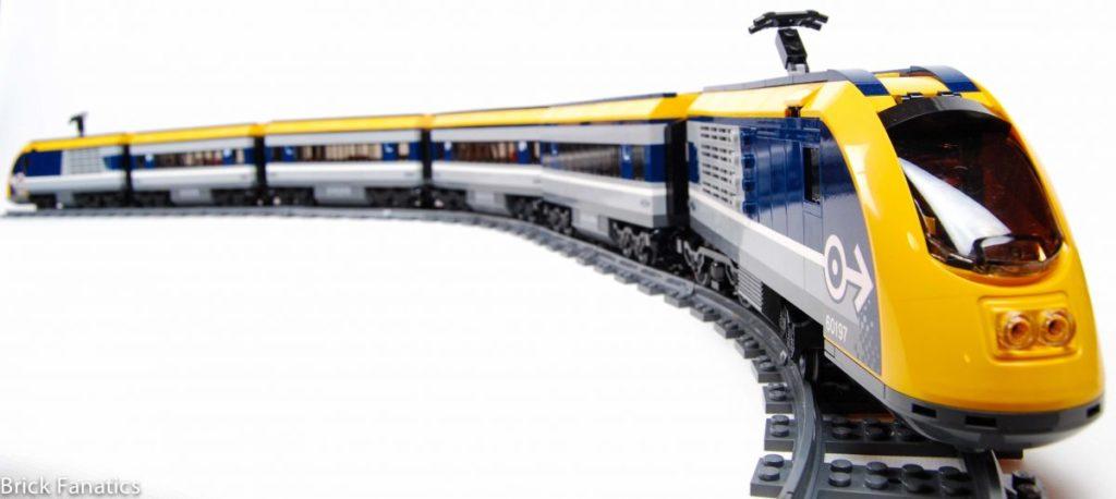 60197 Passenger Train BF 40