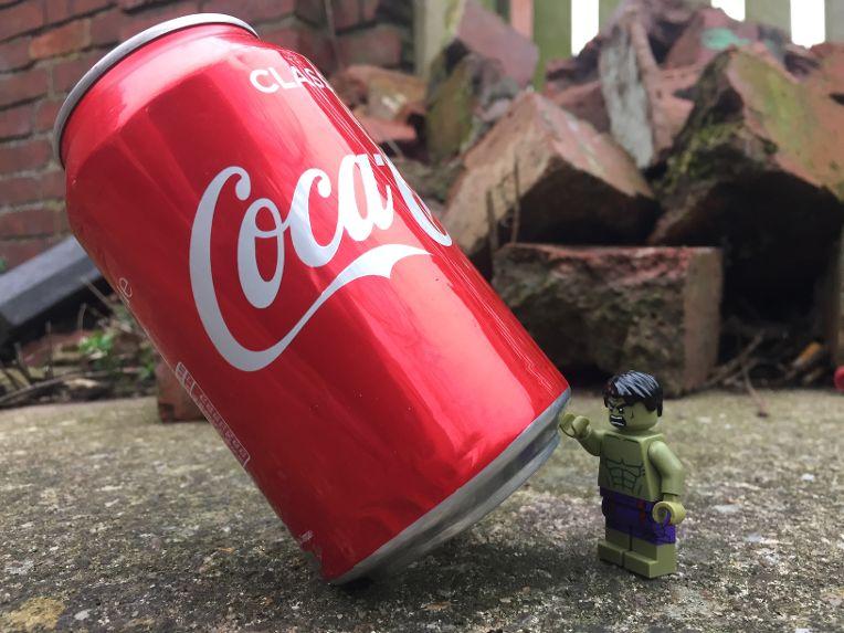 Brick Pic Hulk Coke