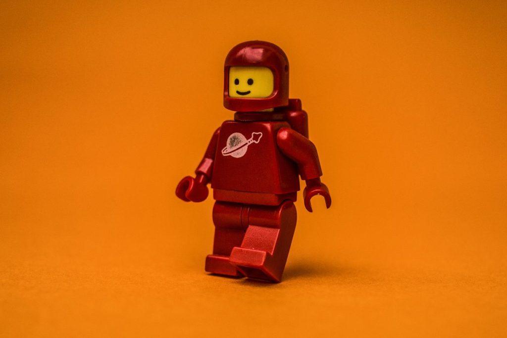 Brick Pic Spaceman