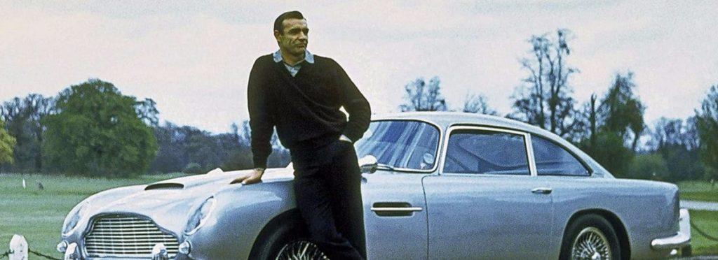 James Bond Aston Martin DB 5 Featured