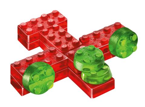 Jell O LEGO Sm