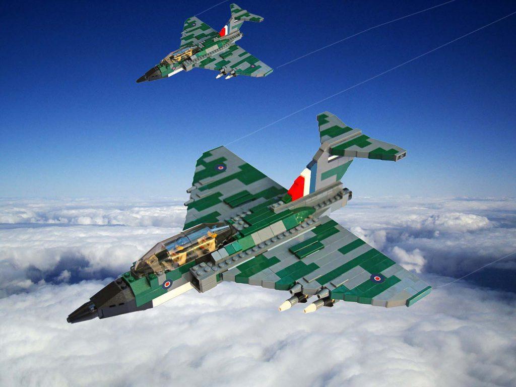 LEGO Flyover 1024x768