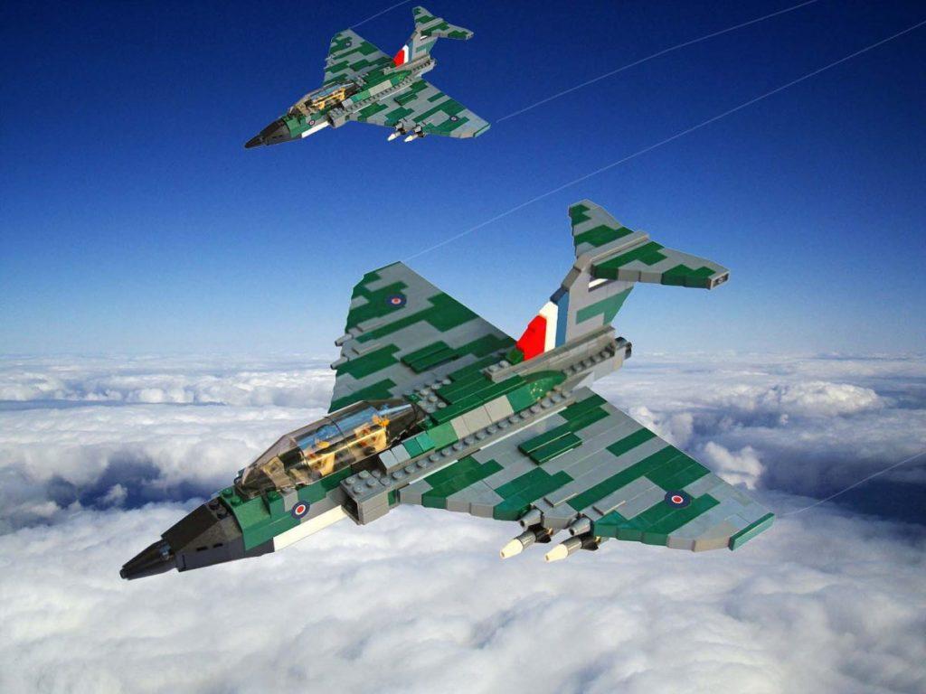 LEGO Flyover