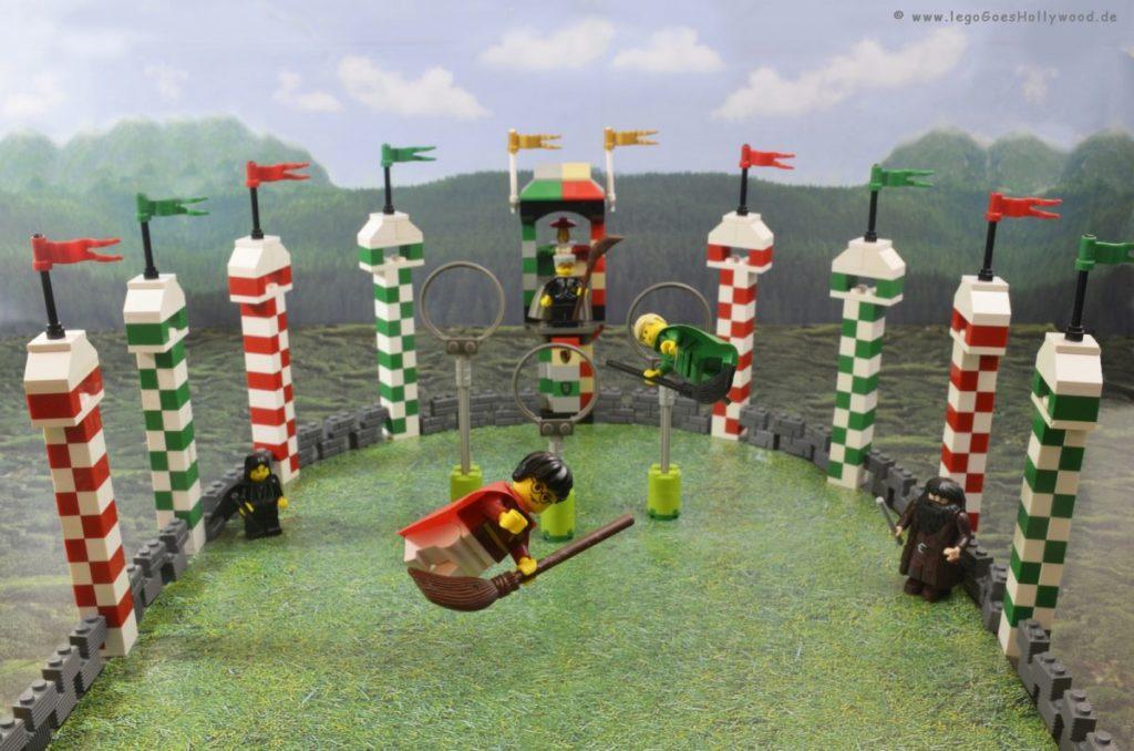LEGO HP Quidditch