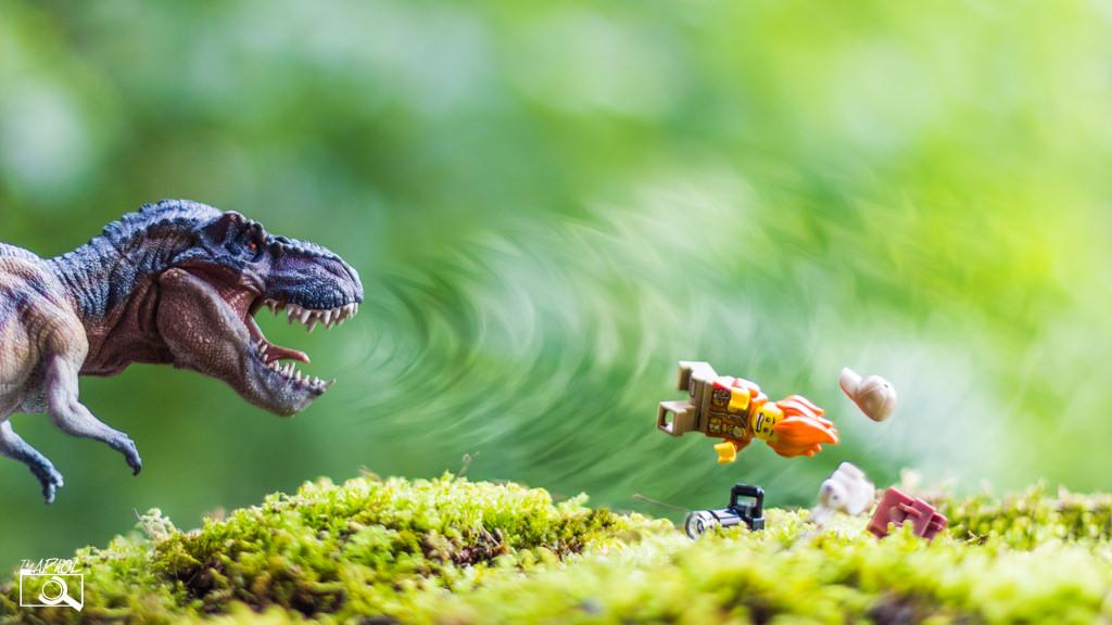 LEGO Jurassic Bark