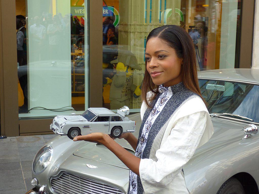 LEGO Store James Bond Aston Martin Launch 1 1024x768