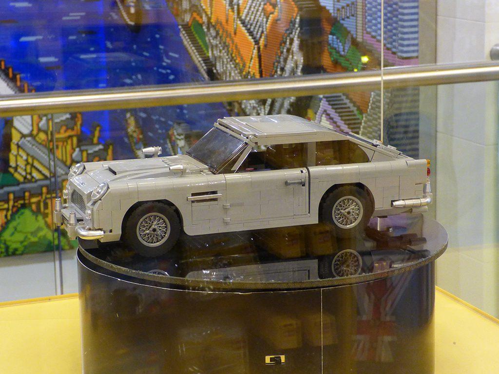 LEGO Store James Bond Aston Martin Launch 2 1024x768