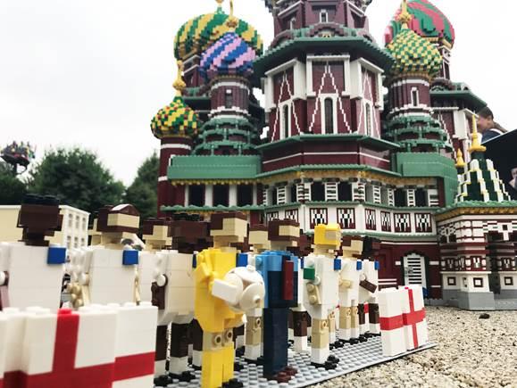 LEGOLAND Windsor England 2018 World Cup