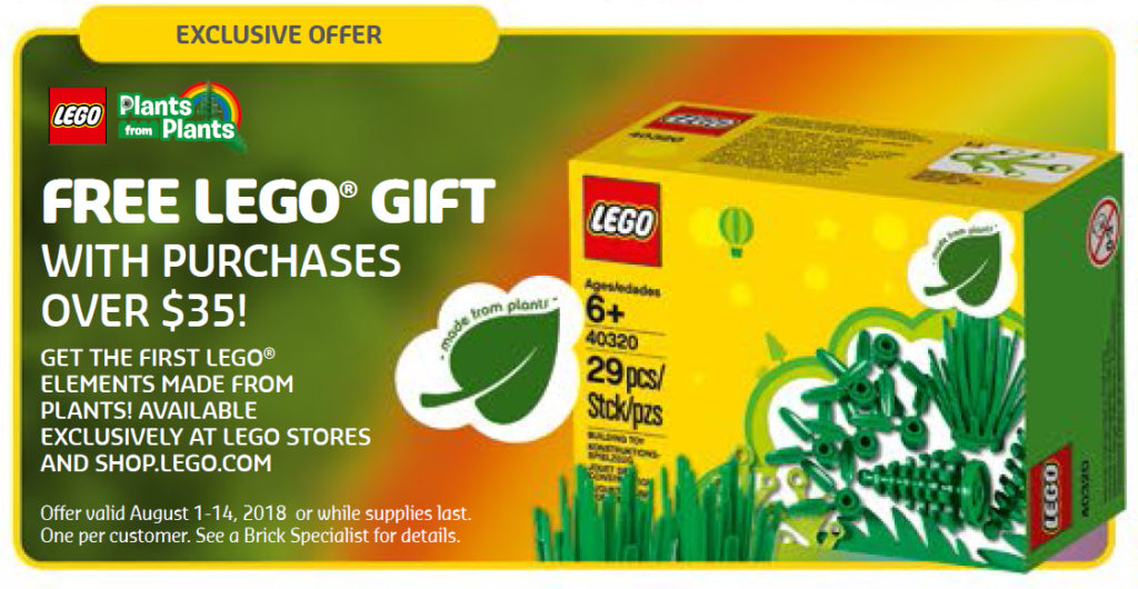 LEGO 40320 Plants From Plants
