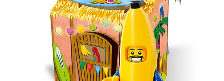 LEGO 5005250 Banana Man Featured