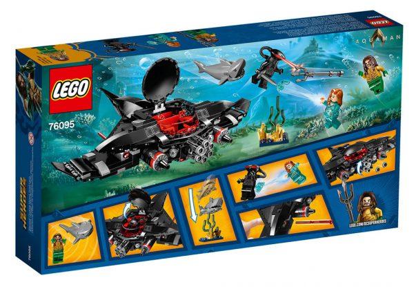 LEGO 76095 Black Manta Strike 4