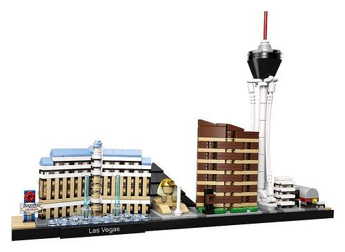 LEGO Architecture 21047 Las Vegas 3
