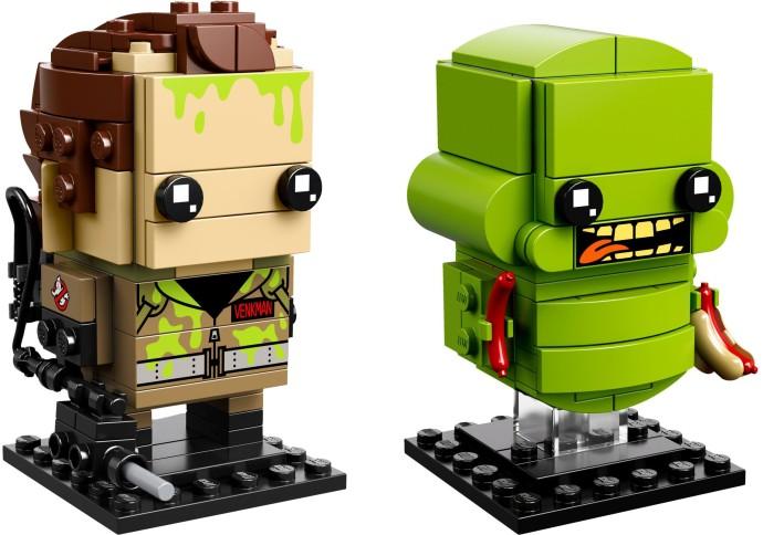 LEGO BrickHeadz 41622 Peter Venkman Slimer 1