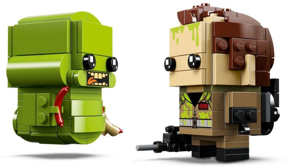 LEGO BrickHeadz 41622 Peter Venkman Slimer 3