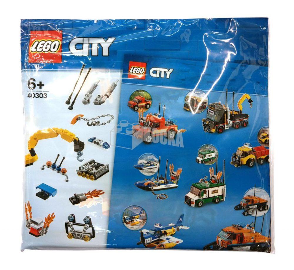 LEGO City 40303 Vehicle Parts 1