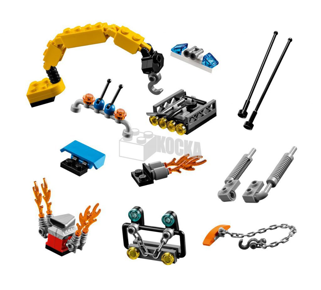 LEGO City 40303 Vehicle Parts 2 1024x926