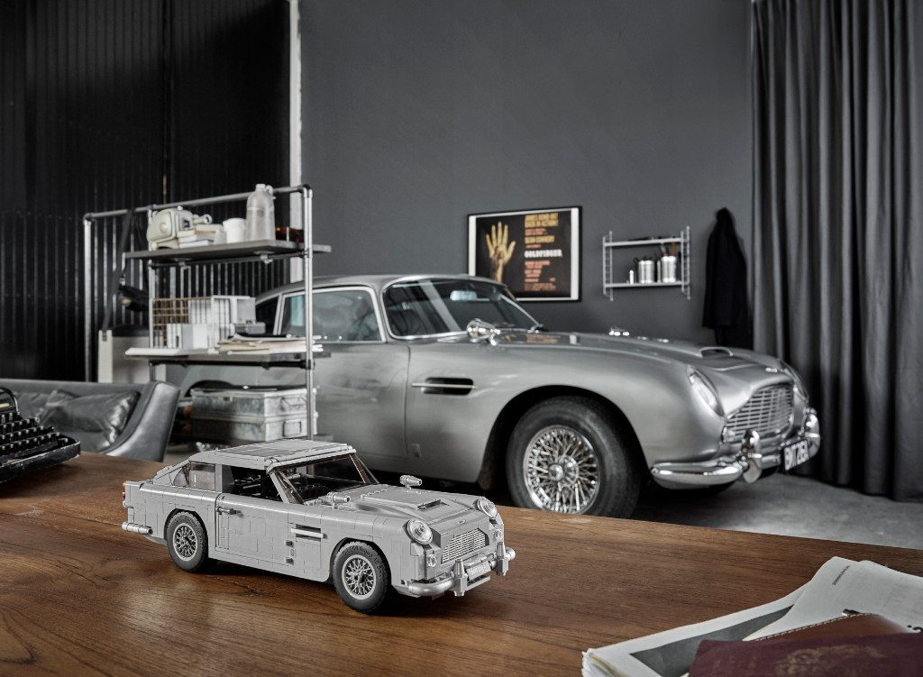 LEGO Creator Exerpt 10262 James Bond Aston Martin DB5 25