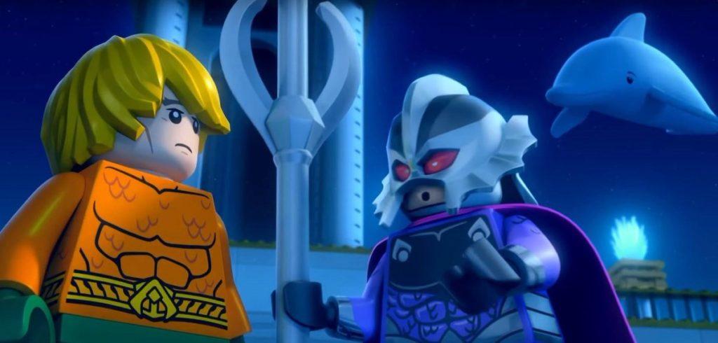 LEGO DC Aquaman Rage Atlantis