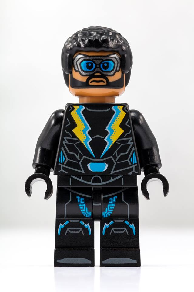 LEGO DC Super Heroes Black Lightning 2