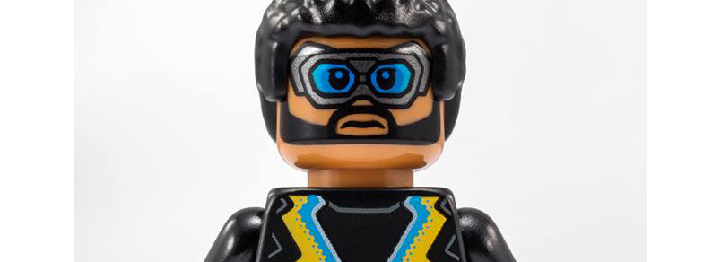 LEGO DC Super Heroes Black Lightning Featured