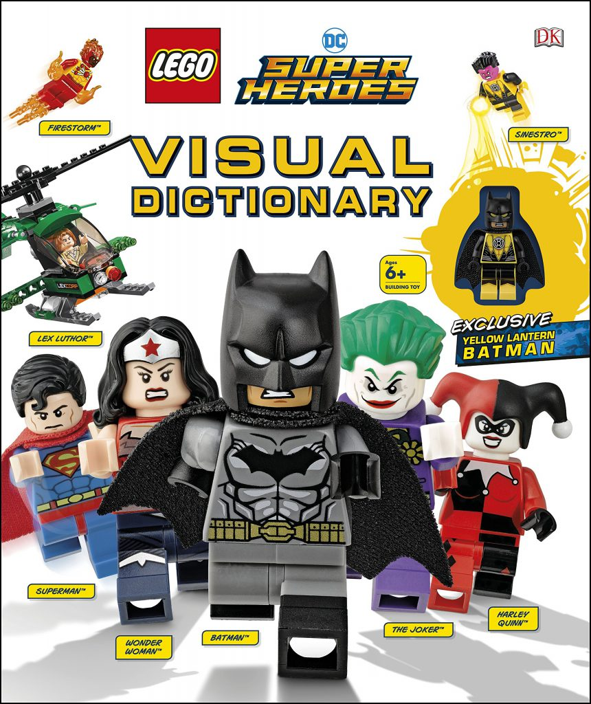 LEGO DC Super Heroes Visual Dictionary 860x1024