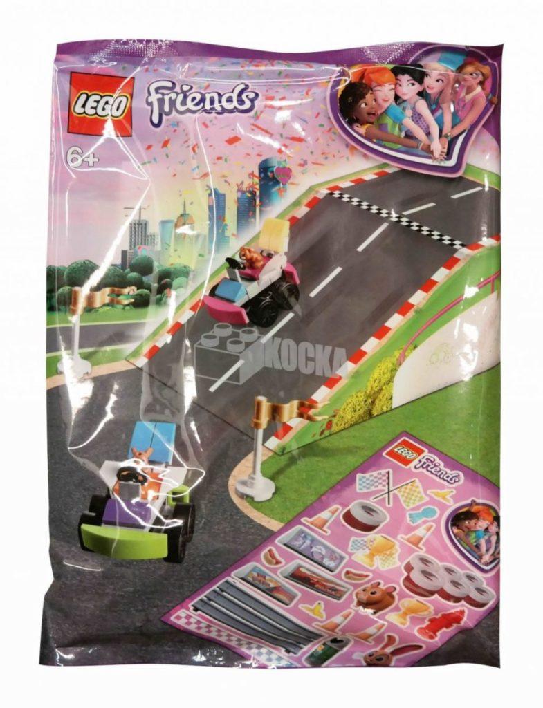 LEGO Friends 5005238 Go Kart Polybag
