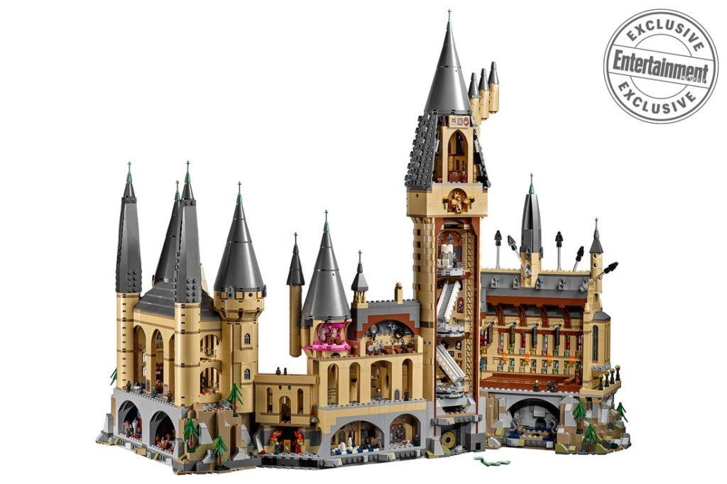 LEGO Harry Potter 71043 Hogwarts Castle 2