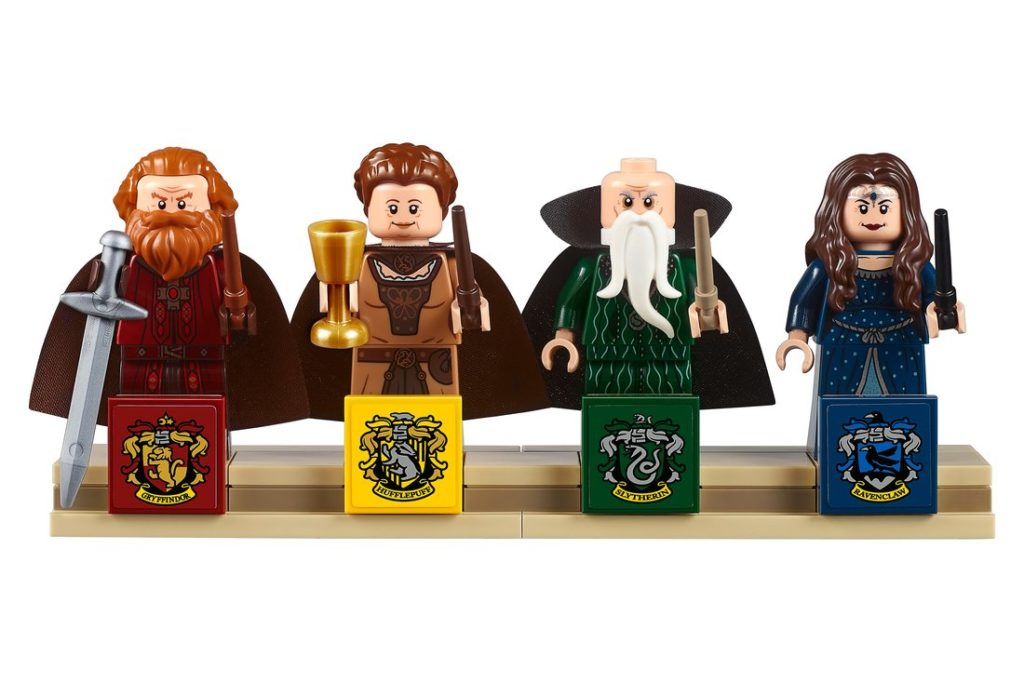 LEGO Harry Potter 71043 Hogwarts Castle 8