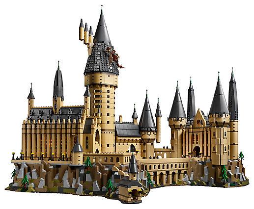 LEGO Harry Potter 71043 Hogwarts Castle A 1