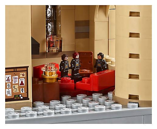 LEGO Harry Potter 71043 Hogwarts Castle A 11