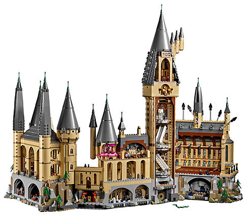 LEGO Harry Potter 71043 Hogwarts Castle A 2