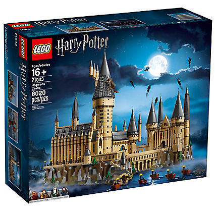 LEGO Harry Potter 71043 Hogwarts Castle A 21