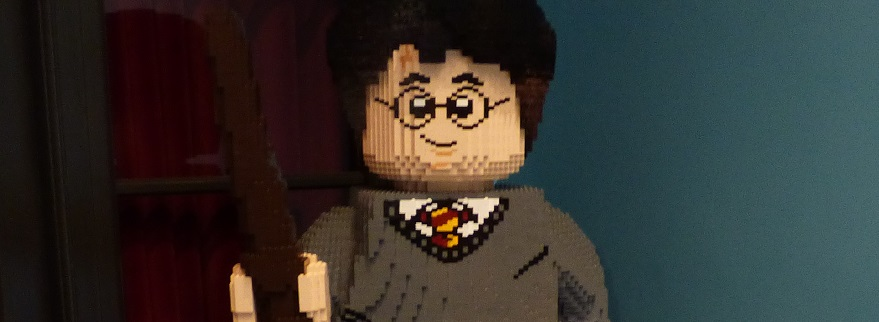 LEGO Harry Potter big build featured