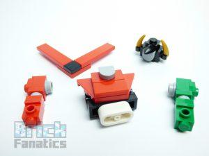 LEGO Ideas Voltron Mini 11 300x225