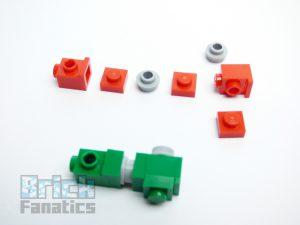 LEGO Ideas Voltron Mini 15 300x225