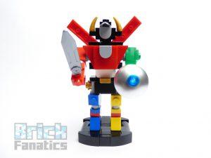 LEGO Ideas Voltron Mini 2 300x225