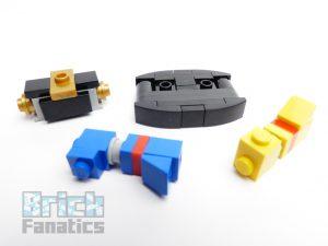 LEGO Ideas Voltron Mini 29 300x225