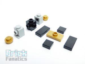 LEGO Ideas Voltron Mini 33 300x225