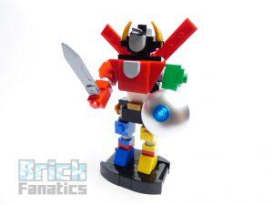 LEGO Ideas Voltron Mini 5 300x225