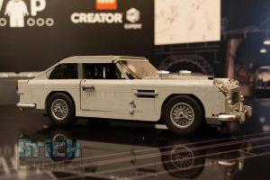 LEGO James Bond Aston Martin DB5 Launch 3 300x200