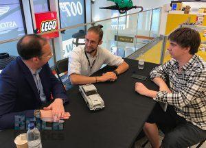 LEGO James Bond Aston Martin DB5 Launch 6 300x216