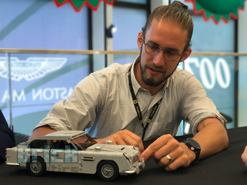 LEGO James Bond Aston Martin DB5 Launch 8 1024x768