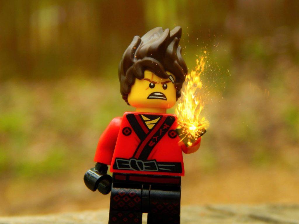 Brick Pic Kai Fire