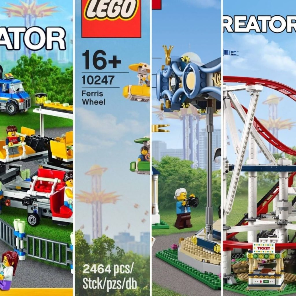 10267 free fall tower rumoured for lego creator expert in 2019. Black Bedroom Furniture Sets. Home Design Ideas