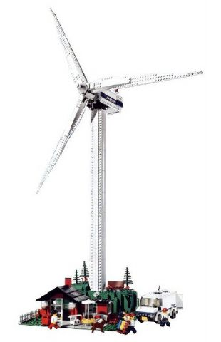 LEGO 4999 Vestas Wind Turbine may get a Creator Expert re