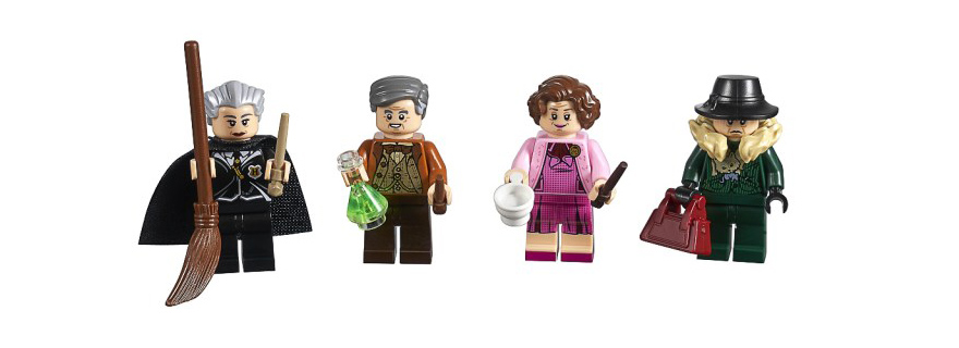 LEGO 5005254 Harry Potter Featured